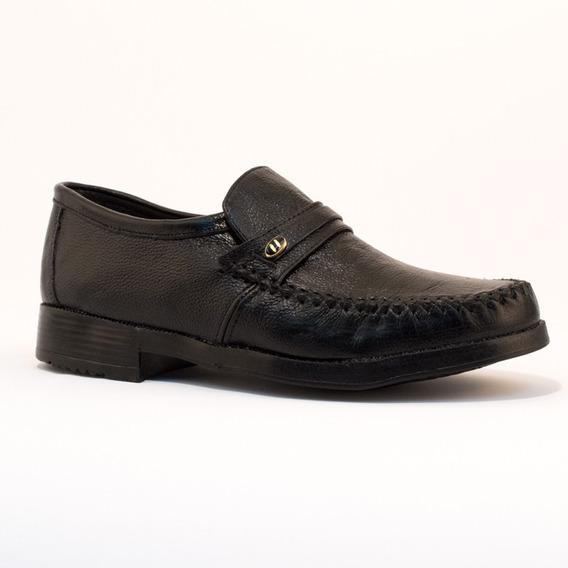 Zapato Js Fondo Goma - 2115-l800g-negro