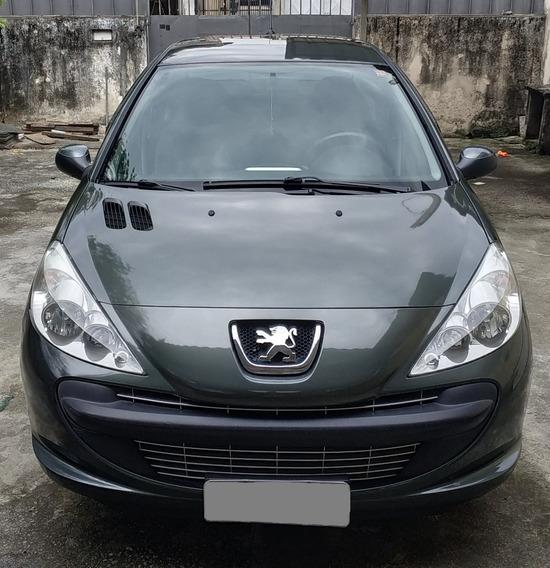 Peugeot Passion Sedã 207 Xr 1.4 Flex - 4 Portas