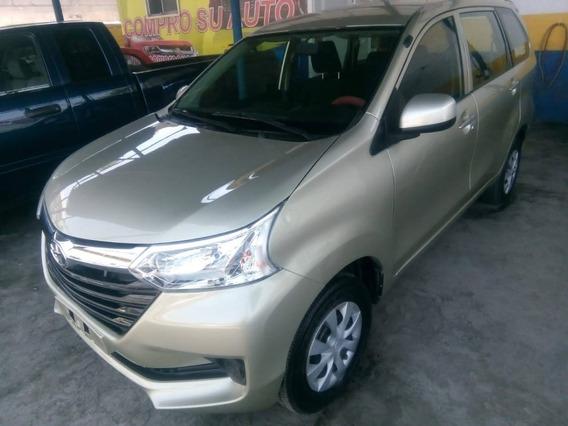 Toyota Avanza Premium 2018 *27 Mil Kms*