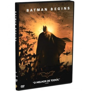 Trilogia Batman Cavaleiro Das Trevas 3 Dvd