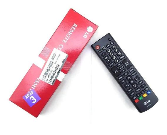 Controle Remoto Tv LG Lcd Led Akb75675305 Akb7371568 Orignal