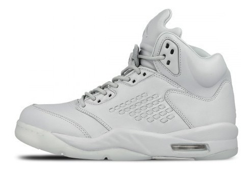 Tênis Air Jordan Retro 5 Premium Pure Platinum