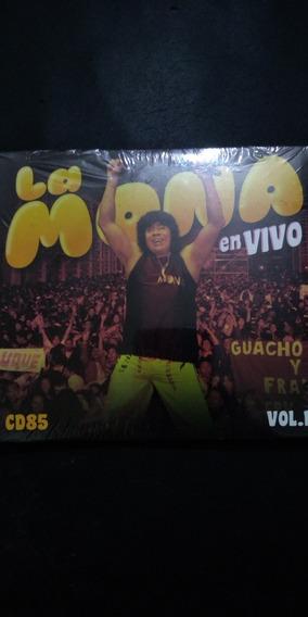 Cd Carlos La Mona Jiménez En Vivo Volumen 1