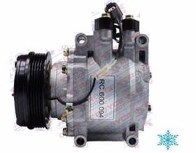 Compressor Honda Fit 1.4 2003 Ate 2007 Produto 100% Novo