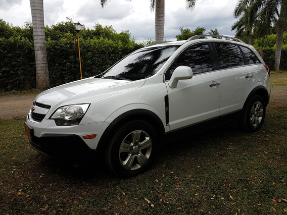 Chevrolet Captiva Sport 2.4 2015 Muy Linda