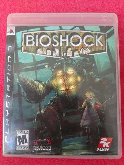Bioshock Ps3 Midia Fisica Frete R$10