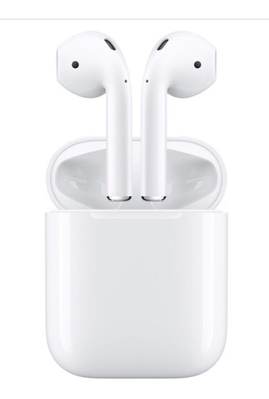 Fone AirPods Mv7n2be/a Com Estojo De Recarga Original Apple
