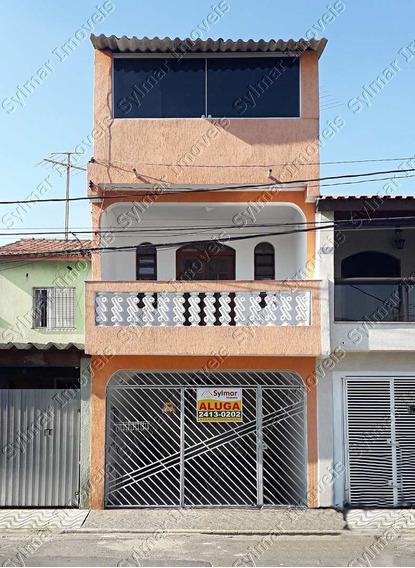 Sobrado Com 3 Dorms, Residencial Parque Cumbica, Guarulhos, Cod: 1434 - A1434