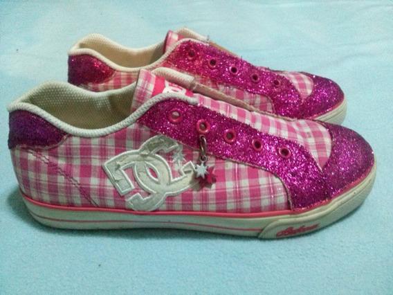 Zapatos Dc Shoes Usados Dama
