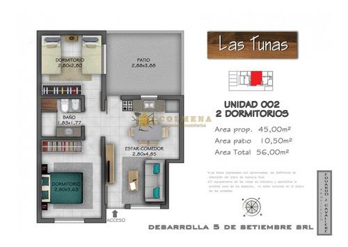 Aptos En Barrio La Sonrisa Maldonado En Zona Comercial - Consulte !!!!!- Ref: 2807