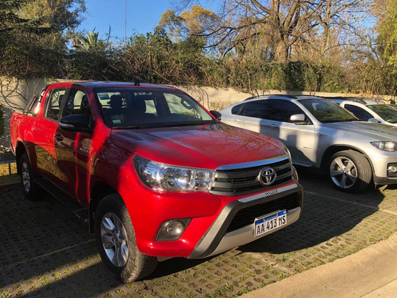 Toyota Hilux 2.4 Dc 4x2 Tdi Sr L/16 2016