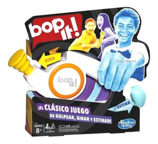 Bop It Hasbro Original Con 3 Movimientos Scarlet Kids