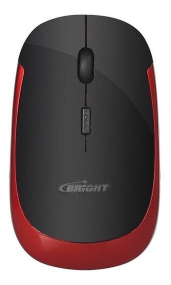 Mini Mouse Usb Preto 0180 Bright
