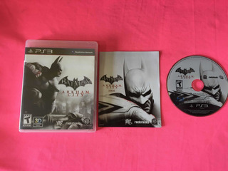 Batman Arkham City Ps3 (game Army)