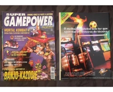 Revista Super Game Power Nº 52