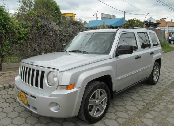 Jeep Patriot Limited Mt 2400cc 4x4 5p