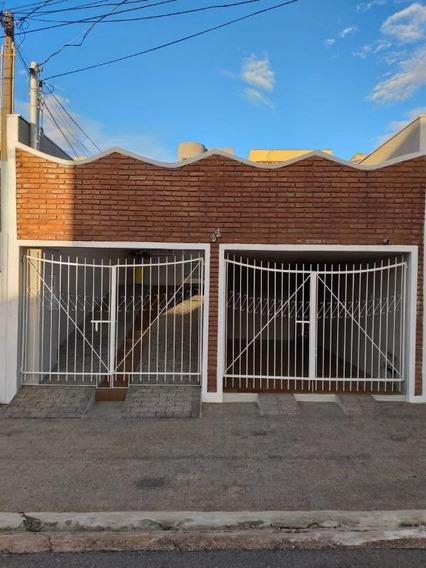 Casa Térrea Com 2 Dormitórios À Venda, 102 M² - Jardim Esplanada - Jundiaí/sp - Ca0759