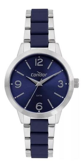 Relógio Condor Feminino Bicolor Co2035mrh/5a