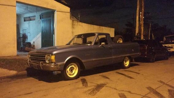 Ford Ranchero Deluxe 1977 Motor 3.0 188