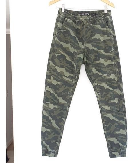 Pantalón Babucha Estilo Militar