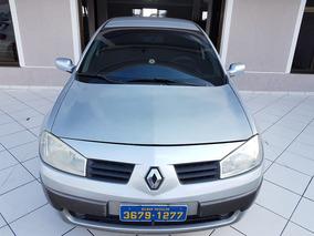 Renault Megane Sedan Dynamique 2.0 16v(aut.) 4p 2008
