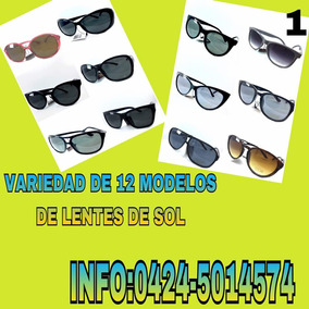 Lentes Sol Al Mayor Surfidos Variados