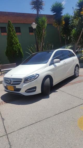 Mercedes-benz Clase B B180 Año2017