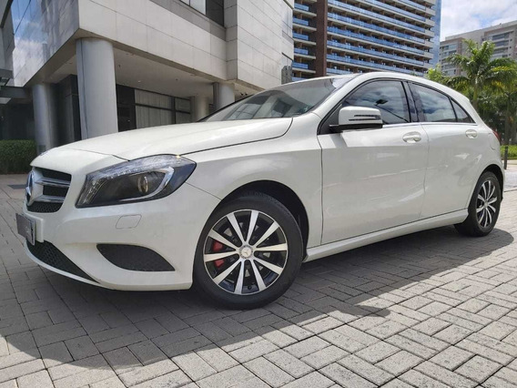 Mercedes-benz A 200 - 2013/2014 1.6 Turbo Urban Blindada