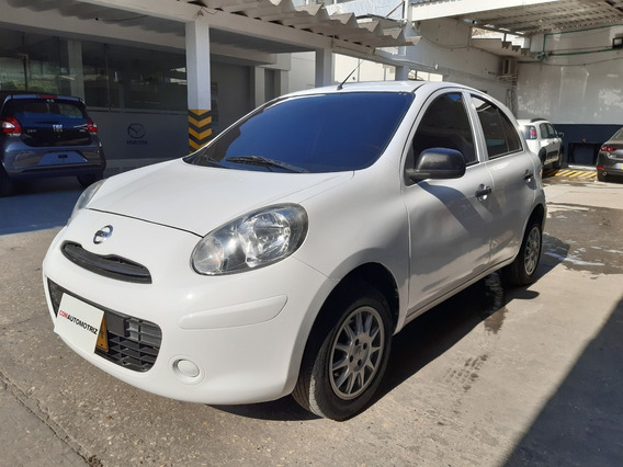 March Active Mecánico Motor 1.6 Modelo 2016