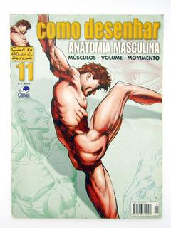 Revista Antiga E Usada Como Desenhar Anatomia Masculina 11