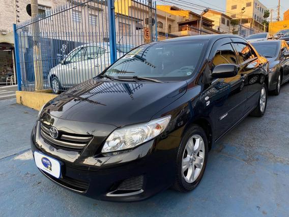 Toyota Corolla 1.8 Gli Flex!!! Automático!!!