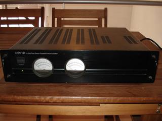 Amplificador De Potencia Carver A-220 350w Mono, 110w Stereo