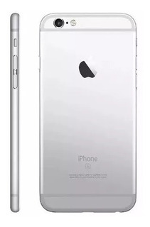 Carcaça iPhone 6s Plus Cinza Completa A1634 A1687 A1699 Flex