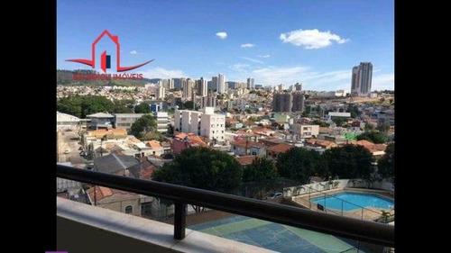 Apartamento A Venda No Bairro Vila Arens Ii Em Jundiaí - - 574-1