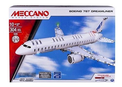 Mecano-montador - Boeing 787 Dreamliner