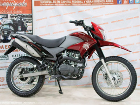 Zanella Zr 250 Lt Enduro Cross 0km Urquiza Motos