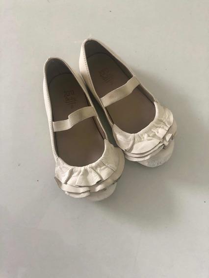 Zapatos Niña Zara Cuero