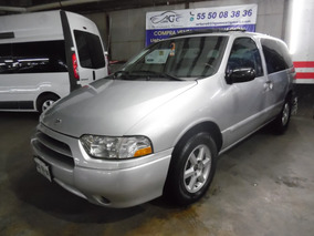 Nissan Quest 3.0 Gle Piel Qc At