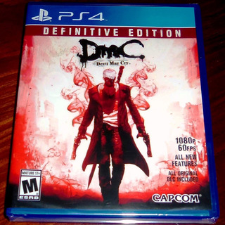 Dmc, Devil May Cry Definitive Edition Ps4