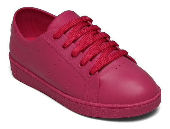 Tênis Casual World Colors Lady Kids Pink 100.001.1149