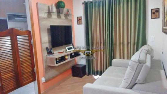 Apartamento Com 2 Dormitórios À Venda, 48 M² Por R$ 250.000,00 - Jardim Vila Formosa - São Paulo/sp - Ap1184