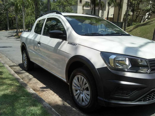 Volkswagen Saveiro 1.6 Robust Cab. Dupla Total Flex 2p 2019
