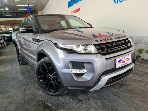 Ranger Rover Evoque Dynamic 2013 Financiamento