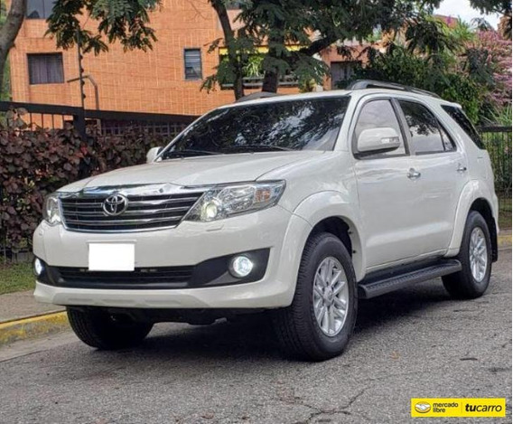 Toyota Fortuner Blindaje Nivel 3 Plus