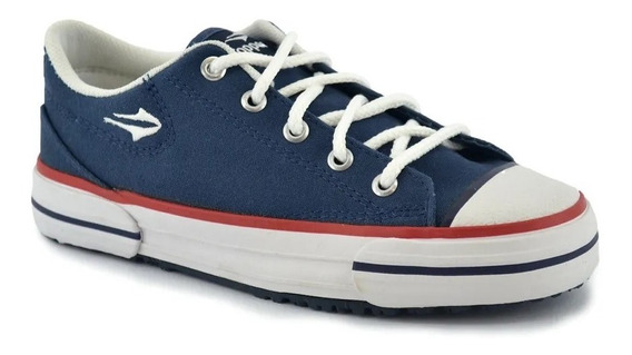 Topper Zapatillas Lifestyle Unisex Nova Low Azul Insignia