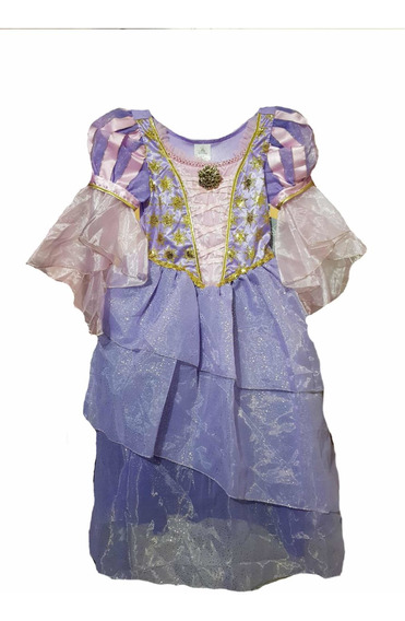 Vestido Rapunzel Disney Store Original