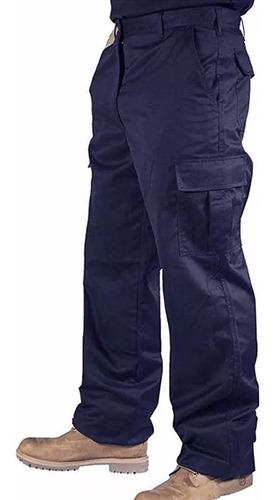 Pantalón Cargo Reforzado De Trabajo - Tyt
