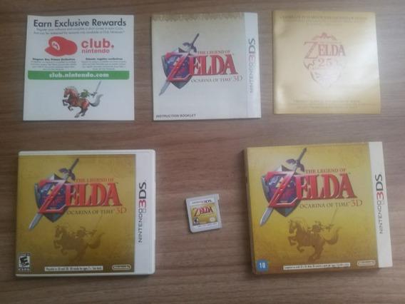 The Legend Of Zelda Ocarina Of Time 3d Nintendo 3ds Com Luva