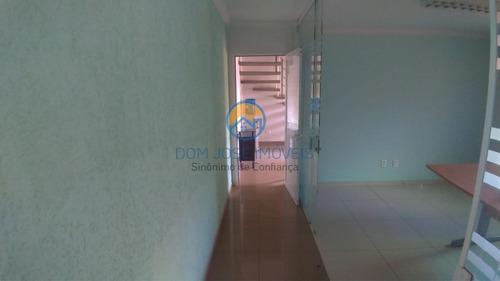 Sala Comercial Para Locação Em São Paulo, Jardim Piracuama, 2 Banheiros - Sc006_2-1114010