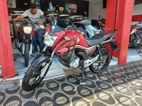 Honda Cg160 Titan 2019 Vermelha